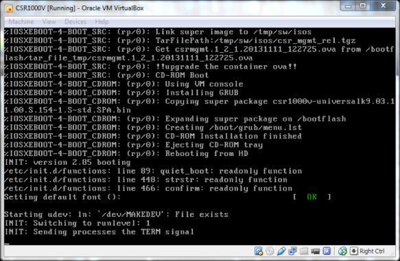 Install CSR1000v on GNS3 | AUTRUNK