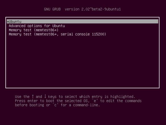gnu-grub2-boot-loader-menu
